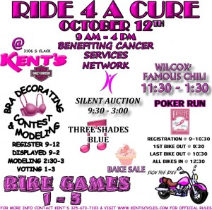 RIDE 4 CURE 2013